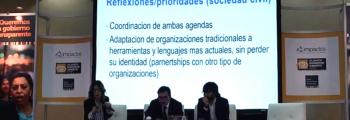 Encuentro Sub Regional de Gobierno Abierto de los países del Triángulo Norte de Centroamérica