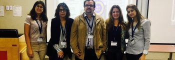 Participamos en la XVIII Conferencia Anual de Investigaciones en el Area de Gobierno Digital