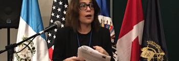 Mesa de diálogo para la elaboración de una política de Datos Abiertos en Guatemala