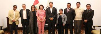 Participación en taller de la Alianza para el Gobierno Abierto en Perú