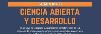 Debate sobre Ciencia Abierta en Uruguay
