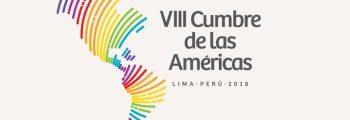 VIII Cumbre de los Estados americanos en Lima