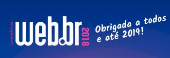 Conferencia Web.br 2018