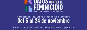 Datos contra el Feminicidio