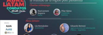 (Español) Abrelatam desde Casa: Tecnología y privacidad
