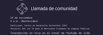 (Español) Webinario: Segunda Llamada de Comunidad Empatía