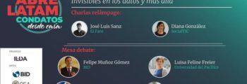 Abrelatam desde Casa: Datos y Migraciones