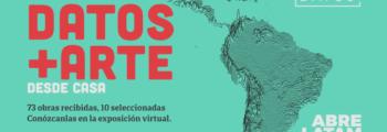 (Español) Anuncio de los ganadores del premio Datos+ Arte