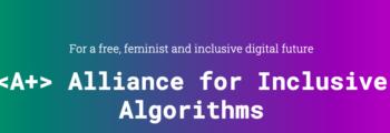 Silvana fue invitada a participa en AllianceA para pensar formas incluyentes de trabajar con IA