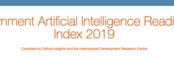 Participamos en el análisis del Indice de IA en América Latina elaborado por Oxford Insights
